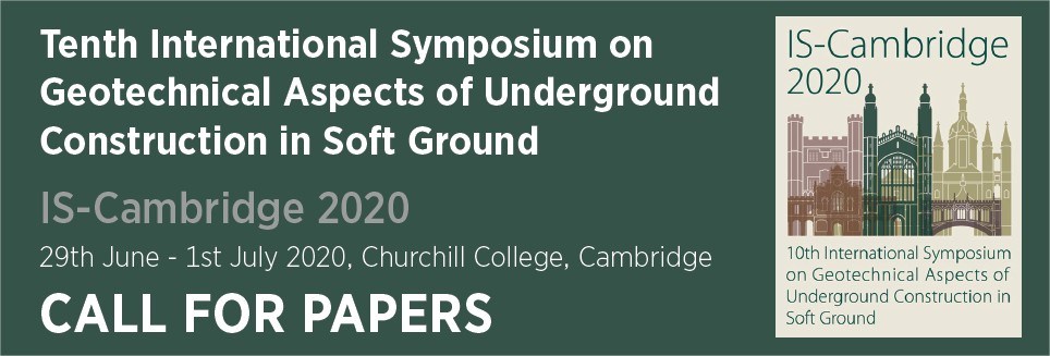 Call for papers IS2020 Cambridge