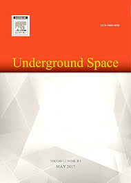 Cover Undergrounf space Tongji